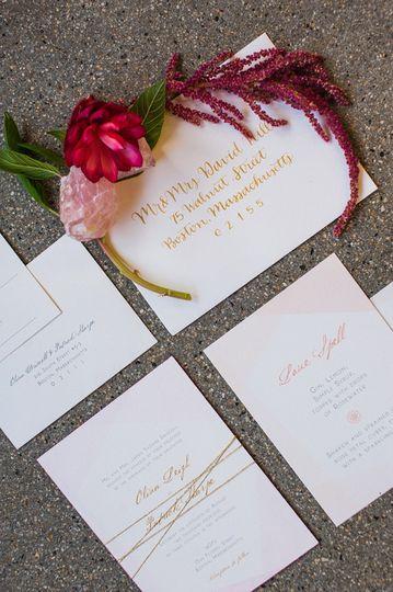 rose quartz wedding inspiration 06