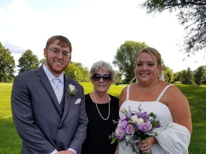 Tmx Caitlinandbrandon2 51 921855 1566686189 Chalfont, PA wedding officiant