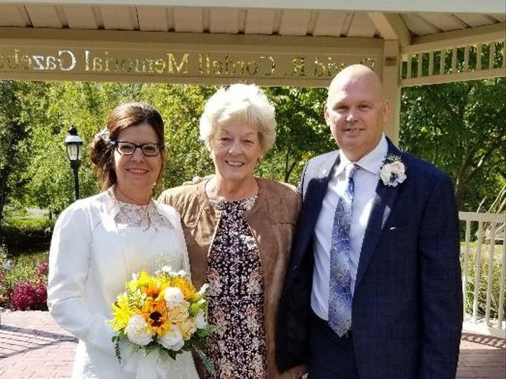 Tmx Molly And Walt 51 921855 160166181959005 Chalfont, PA wedding officiant