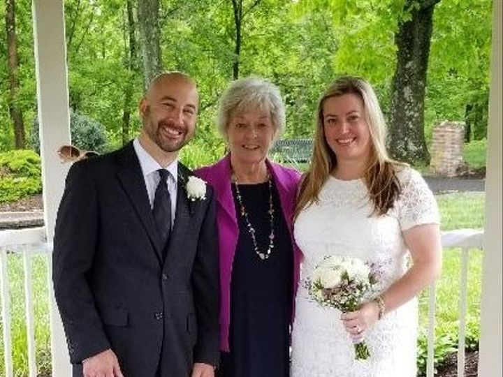 Tmx Scott And Lauren2 2 51 921855 159026007144172 Chalfont, PA wedding officiant