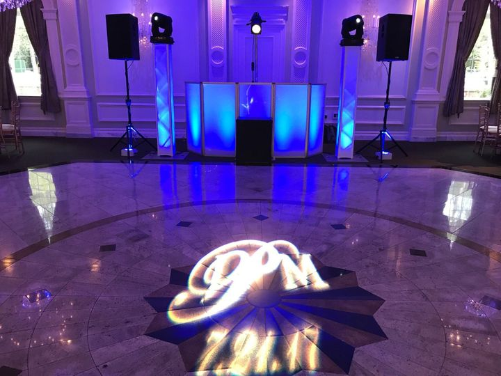 Music, Lighting, & Gobo