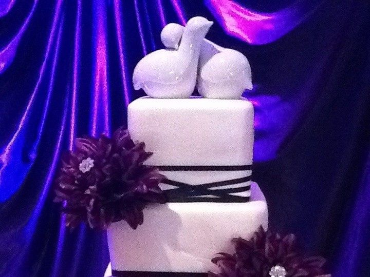 Tmx 1403626723046 Img0303 Houston, TX wedding cake