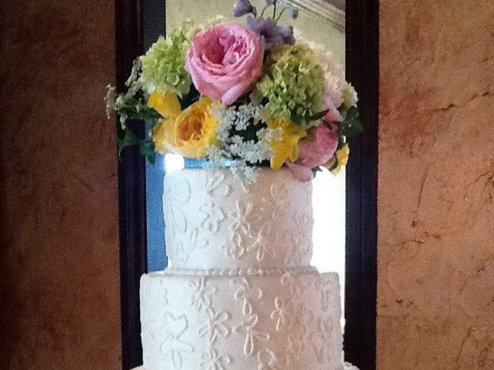 Tmx 1403626740933 Img0777 Houston, TX wedding cake