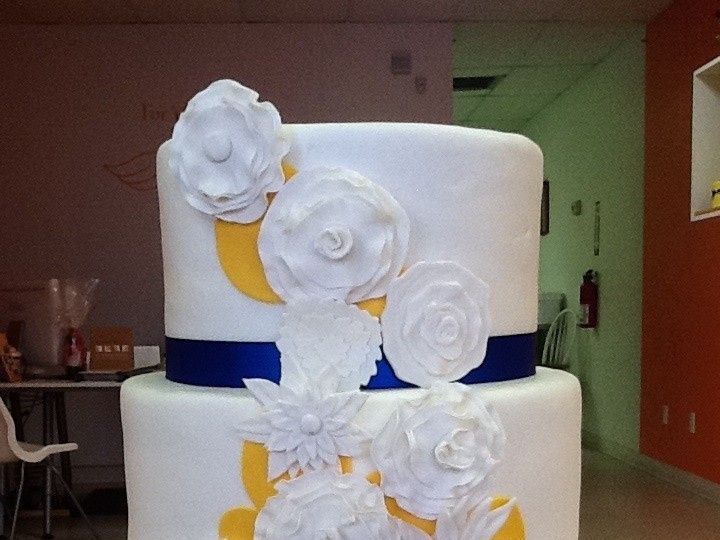 Tmx 1403626750939 Img1058 Houston, TX wedding cake