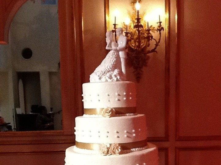 Tmx 1403626835048 Img1654 Houston, TX wedding cake