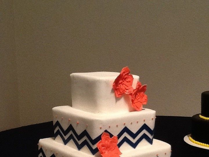 Tmx 1403644628012 Photo 5 3 Houston, TX wedding cake