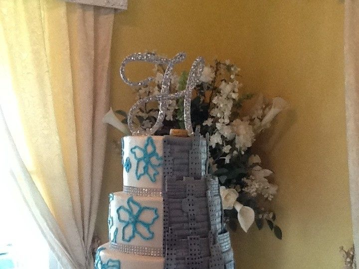 Tmx 1403644632017 Photo 5 4 Houston, TX wedding cake