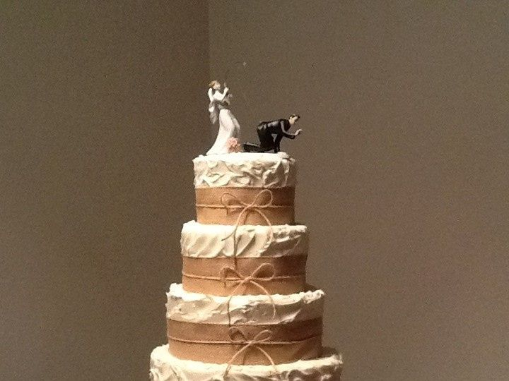 Tmx 1403644636081 Photo 5 5 Houston, TX wedding cake
