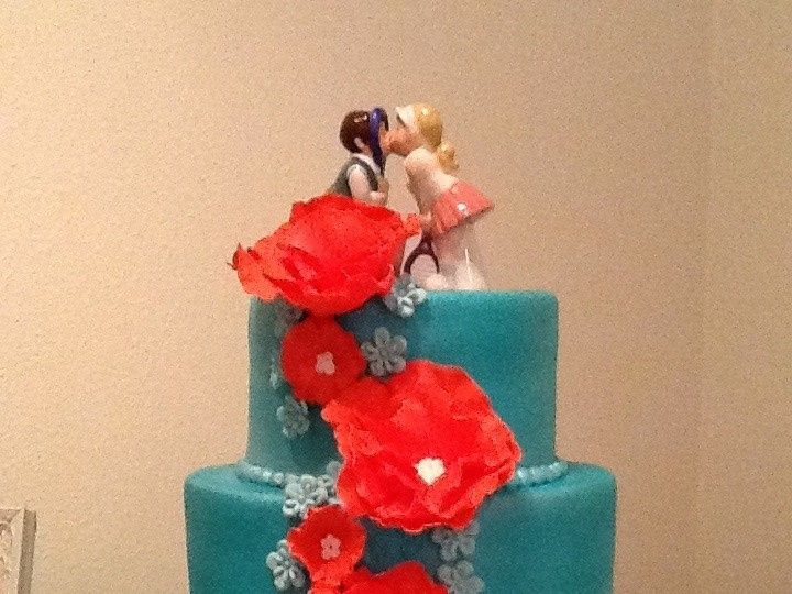 Tmx 1403644640452 Photo 6 Houston, TX wedding cake