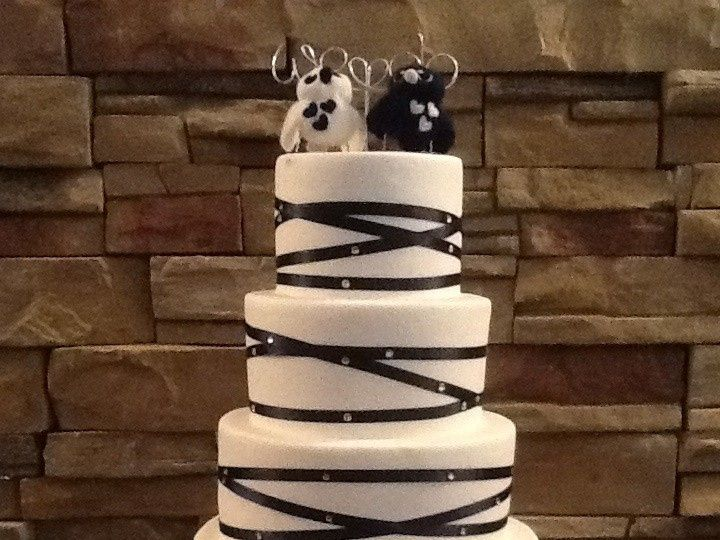 Tmx 1403644645303 Photo 7 Houston, TX wedding cake
