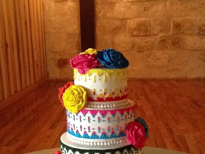 Tmx 1403644658357 Photo 1 Houston, TX wedding cake