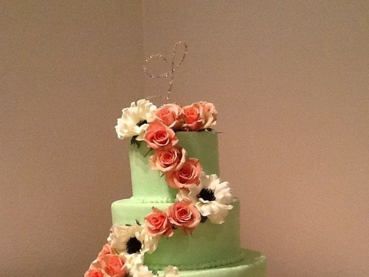 Tmx 1403644673330 Photo 1 4 Houston, TX wedding cake