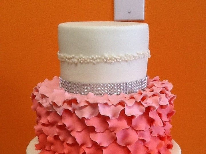 Tmx 1403644720245 Photo 3 Houston, TX wedding cake