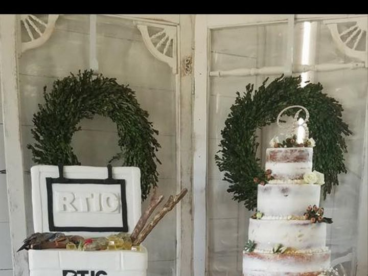 Tmx Bradley Wedding 51 71855 Houston, TX wedding cake