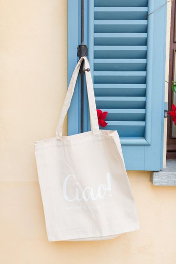 Custom party tote