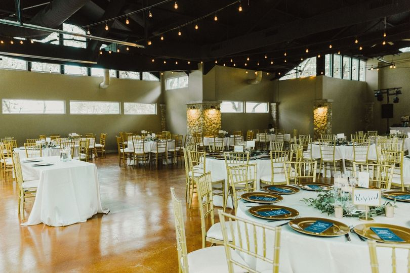Reception layout