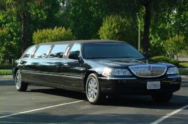 Tmx 1298497378622 BlackStretchLimousine Claremont, California wedding transportation