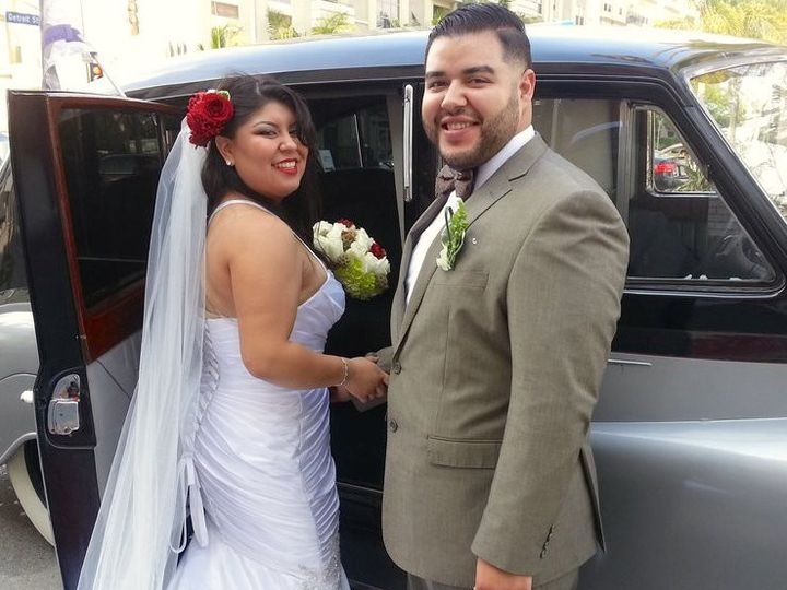 Tmx 1456785842425 O 10 Claremont, California wedding transportation