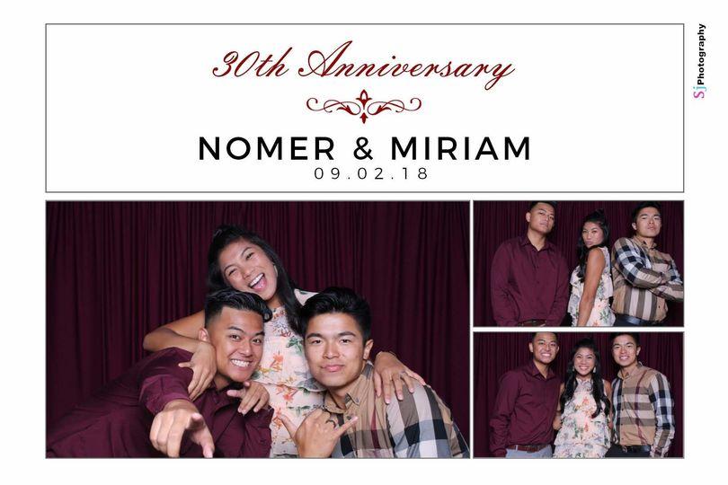 Nomer and Miriam