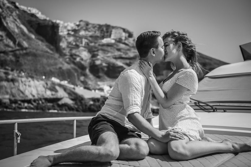 Romance on the water