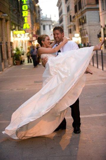 Destination Wedding Photography Rome Italy