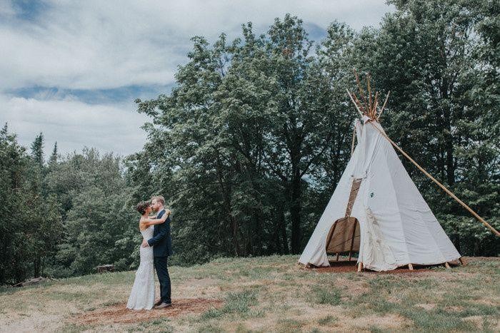 bridal veil lakes oregon wedding019