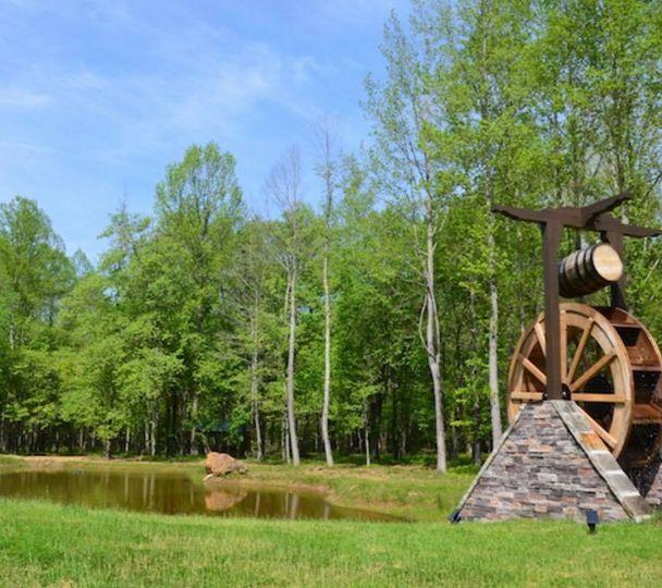 White path creek event center