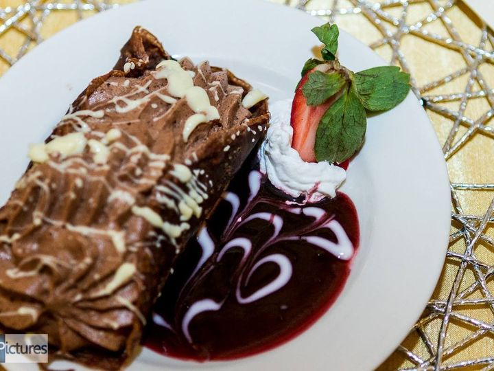 Tmx 1477068987608 Chocolate Mousse Crepe Palm Harbor, FL wedding catering