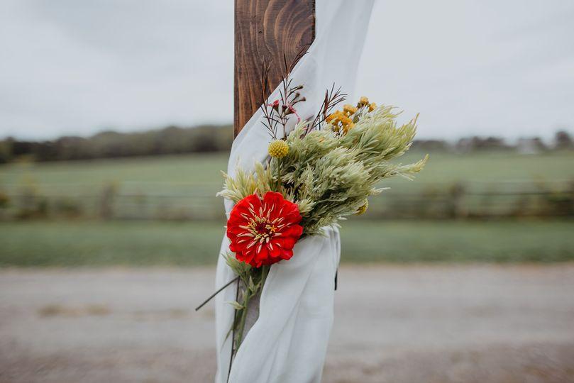Outdoor bouquet