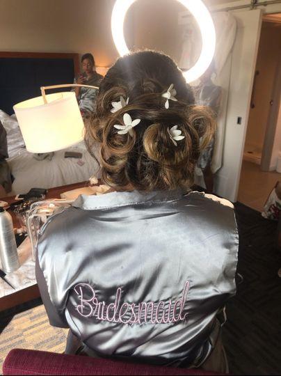 Bridesmaid #2