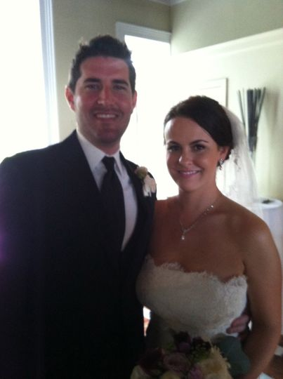 A Wedding With Rev Schulte.  https://www.facebook.com/AWeddingWithRevSchulte Wedding at Vic's On The...