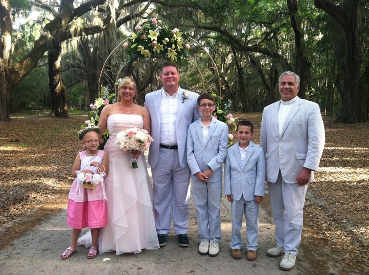 A Wedding With Rev Schulte.  https://www.facebook.com/AWeddingWithRevSchulte At Wormsloe Plantation,...