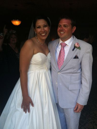 A Wedding With Rev Schulte.  https://www.facebook.com/AWeddingWithRevSchulte Married March 2013