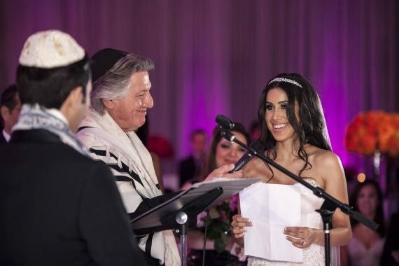 Incredible Sephardic wedding ceremony