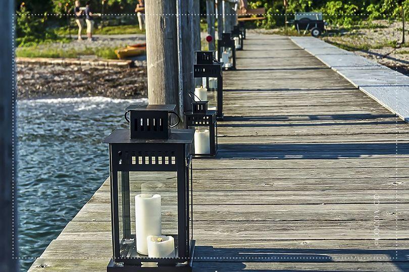 The Dock - Rose Island, RI