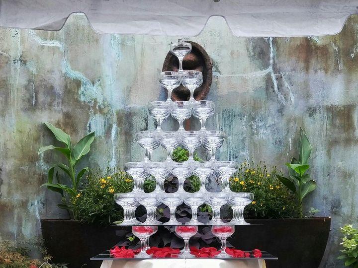 Tmx 1513093269699 Champagne Tower 3 Brooklyn, NY wedding venue