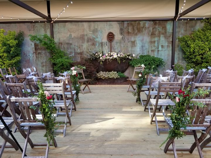 Tmx 1530209388 32c24336bd29b997 1530209386 0789eb05d13576f4 1530209381218 13 Curved With Roof  Brooklyn, NY wedding venue