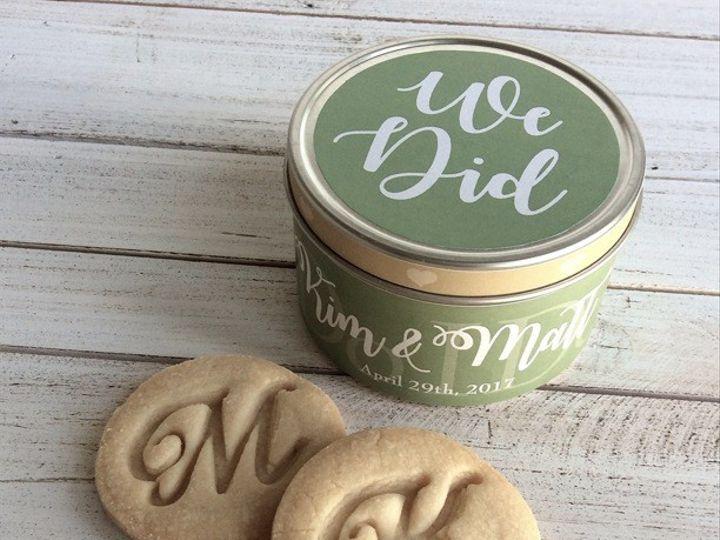 Tmx 1490574846596 W2 Cookies Beaverton wedding favor