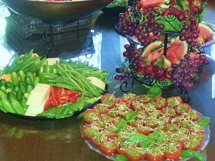 Tmx 1381976034168 Veganbuffet Ferndale wedding catering