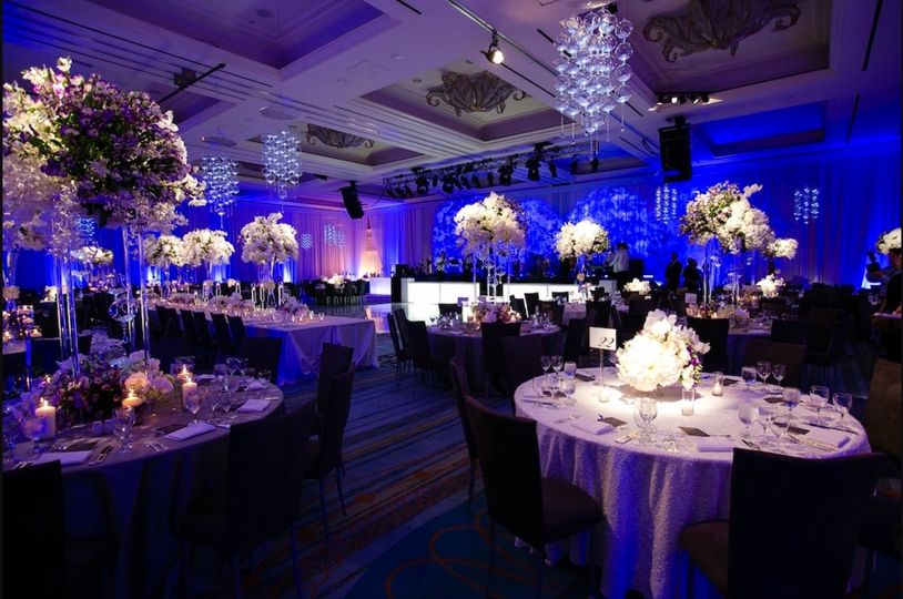 Transform your venue with lighting that compliments your style and pin lighting that illuminates...