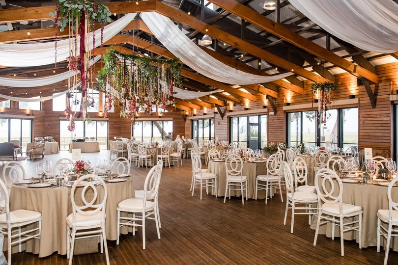 Boho Chic Wedding Reception