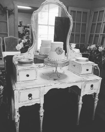 The esther vanity