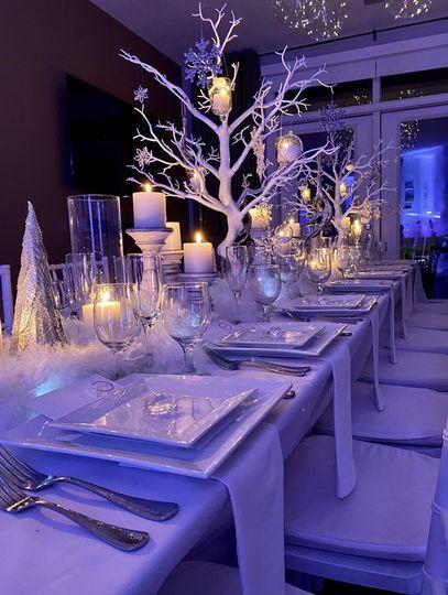 Stunning seasonal decor