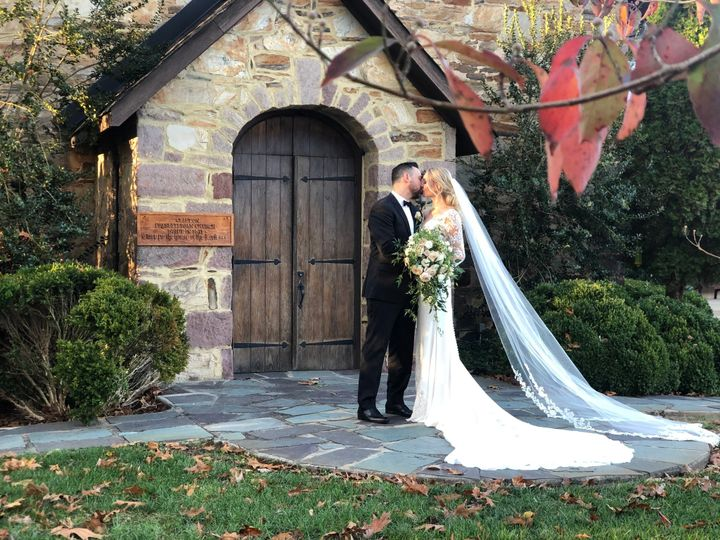 Tori & Patrick wedding