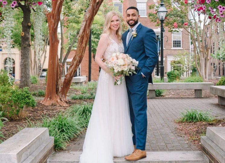 Rachel and Amar wedding
