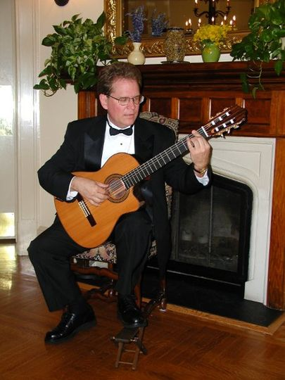 """Classical Guitar.. The Perfect """"unique """"touch for your ceremony"""