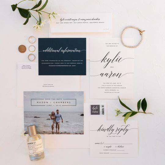Epic wedding details