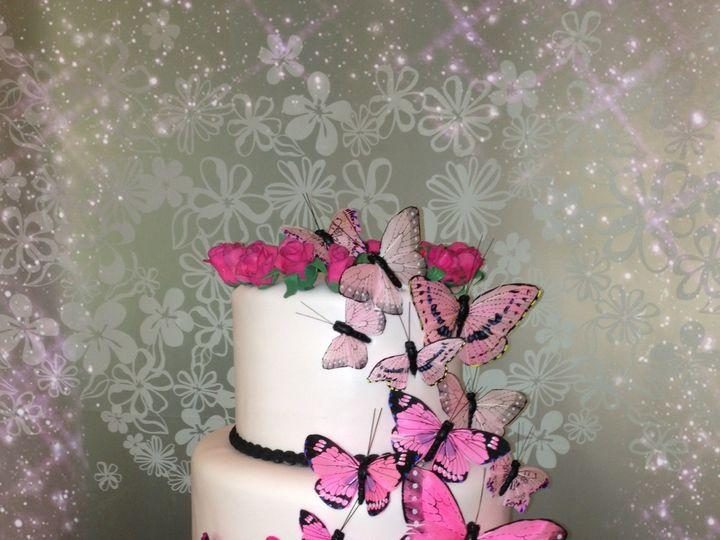 Tmx 1386880477174 Img573 Quincy wedding cake
