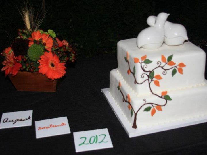 Tmx 1386881461893 Img546 Quincy wedding cake