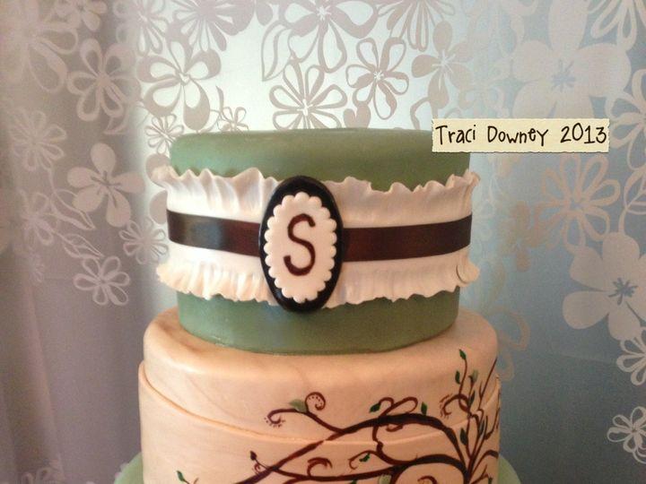 Tmx 1386881617581 Img623 Quincy wedding cake